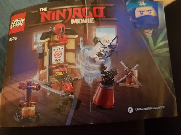 Lego ninjago 70606