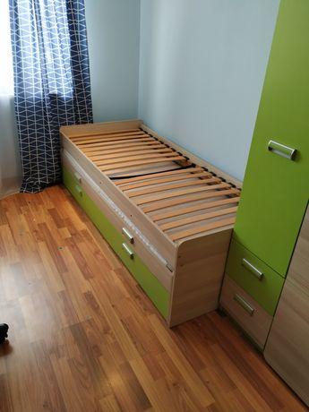 Łóżko dziecięce i młodzieżowe Lorenzo z opcją spania 1-2osoby