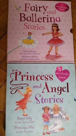 Książki po angielsku English books Princess Fairy