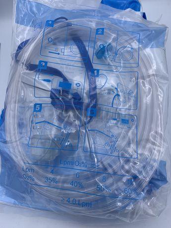 Кислородная маска для капнографии