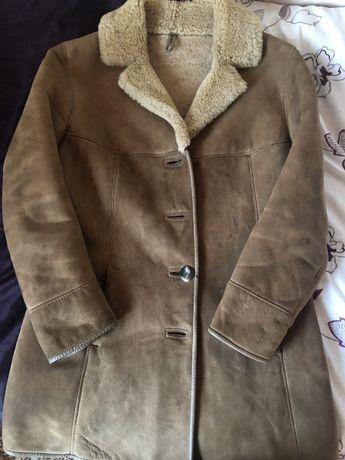 Настоящая Дубленка пальто