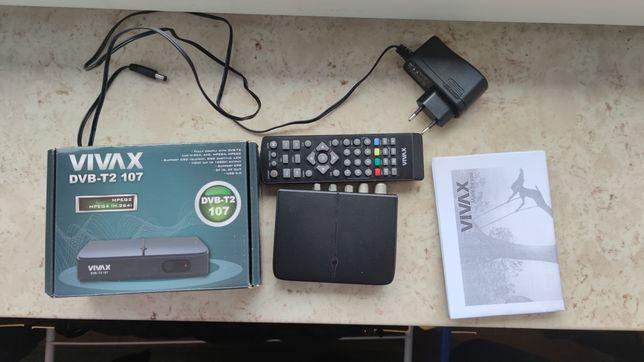 Tuner VIVAX DVB-T2 107