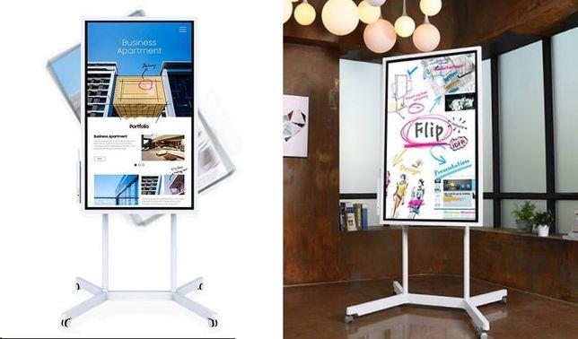Samsung Stojak na kółkach do telewizora lcd led 37 - 55 cali tv uchwyt