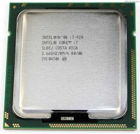 Processador I7 920 skt 1366