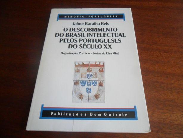 """O Descobrimento do Brasil Intelectual Pelos Portugueses do Século XX"""