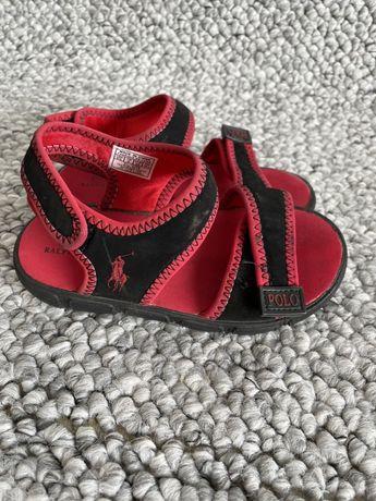 Nowe sandały dla chłopca Polo rozm25