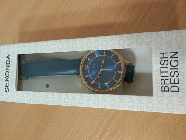 Zegarek Sekonda Blue Gold