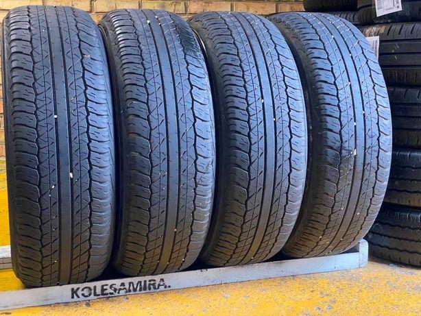 245/65 R17 Dunlop, шины лето, 6,2 мм, 2015, 4 шт (235/255/60/70)