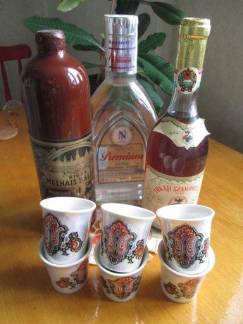 Стопки стаканы бокалы чашки