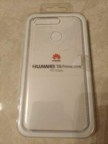 Чехол Huawei Y6 prime 2018