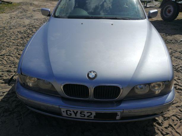 BMW e39 Maska Bluewater