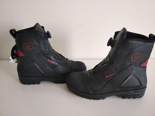 Buty strażackie skórzane Rosenbauer TWISTER-Cross