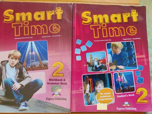 Smart time 2, podręcznik i zeszyt ćwiczeń