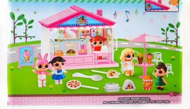 LOL Игровой набор ЛОЛ Магазин мороженого