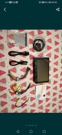 7 cali. Nowe Radio Android Nawigacja IGO GPS WIFI 2 din Bluetooth