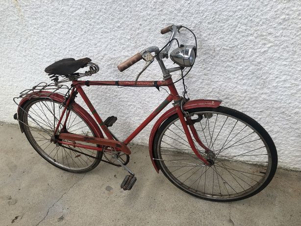 Bicicleta antiga roda26 de homem