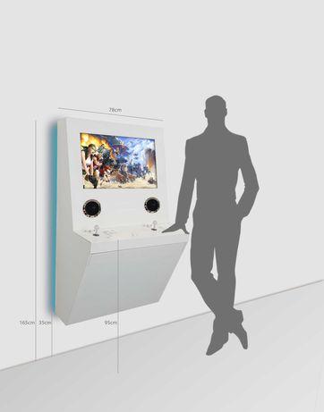 Máquina Jogos Arcade