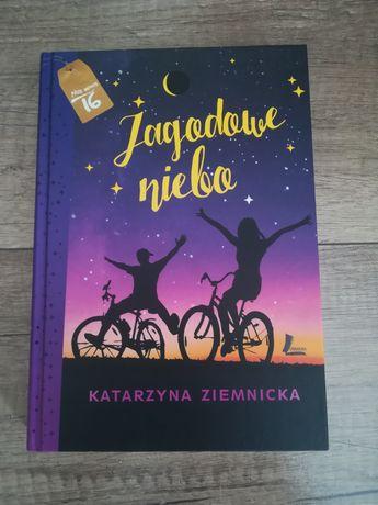 Jagodowe Niebo - Katarzyna Ziemnicka [Książka]