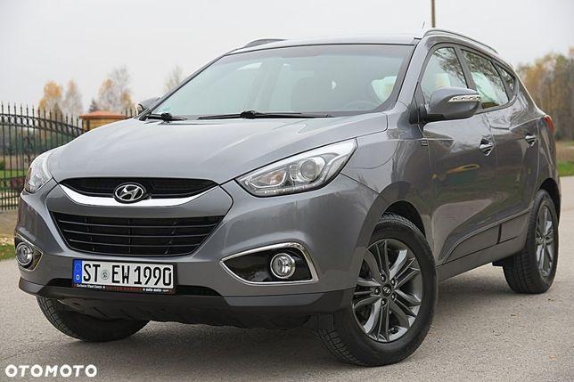 Hyundai Ix35 1.6b 135km1wł Z Niemiec93 Tyś Kmfull Opcjaunikatjak