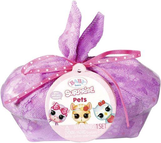 Оригинал Baby Born Surprise Pets Series 2 Питомец Беби борн