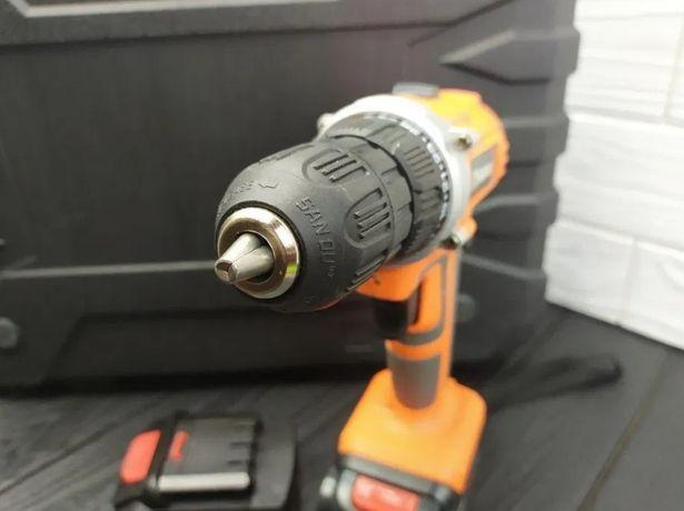 Haina Новый аккумуляторный, шуруповерт + инструменты 48in1