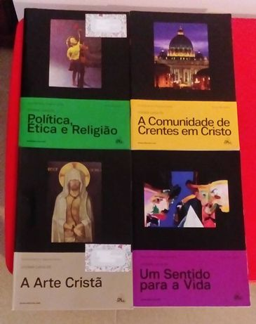 A arte cristã / Um sentido para a vida / Politica, ética e religião
