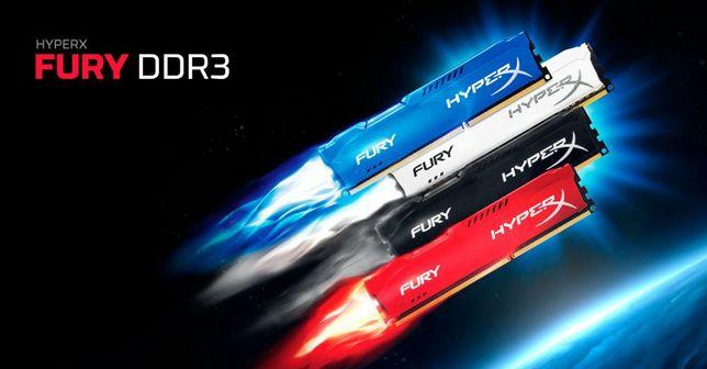 8GB 4GB 16GB Kingston HyperX 1600 1866 1333 DDR3 DDR4 1/2шт Corsair