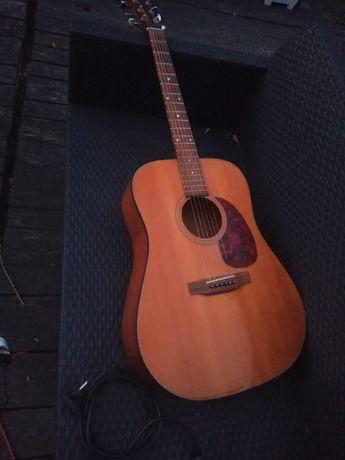 Gitara akustyczna Sigma DM 18 C by Martin Japan 80'