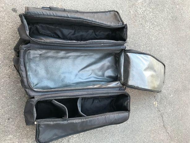 Сумка Preston Monster Tackle and Accessory Bag Preston Monster Tip Tu