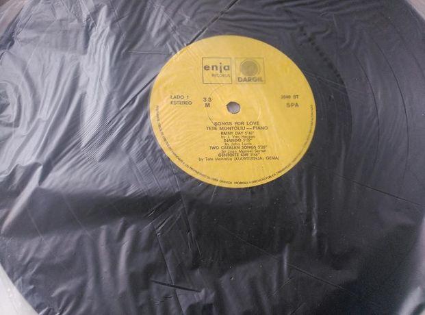 Tete Montoliu, Songs for Love - LP Vinil