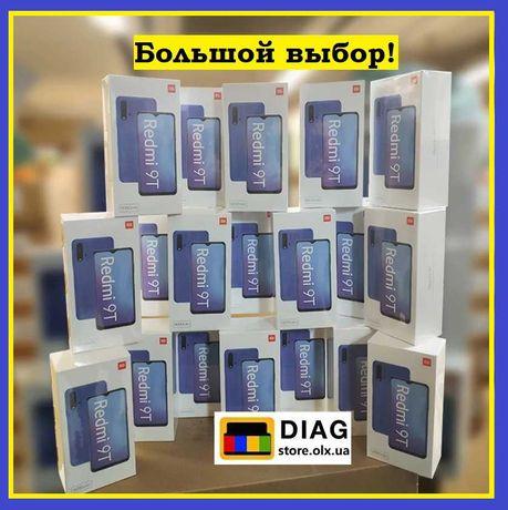 Xiaomi Redmi 9 3/4 32/64gb NFC   9T 4/128gb  Note 9 3/64gb (NFC)