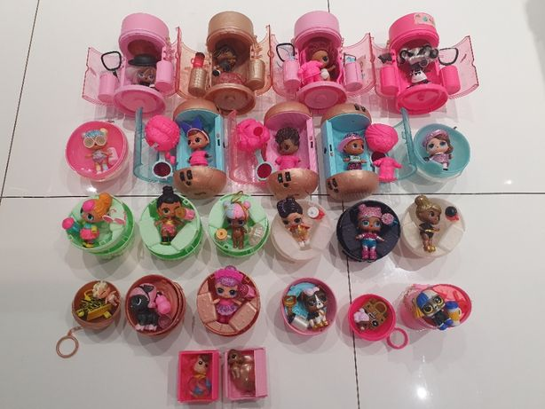 LOL SURPRISE - kolekcja lalek, 23 sztuki