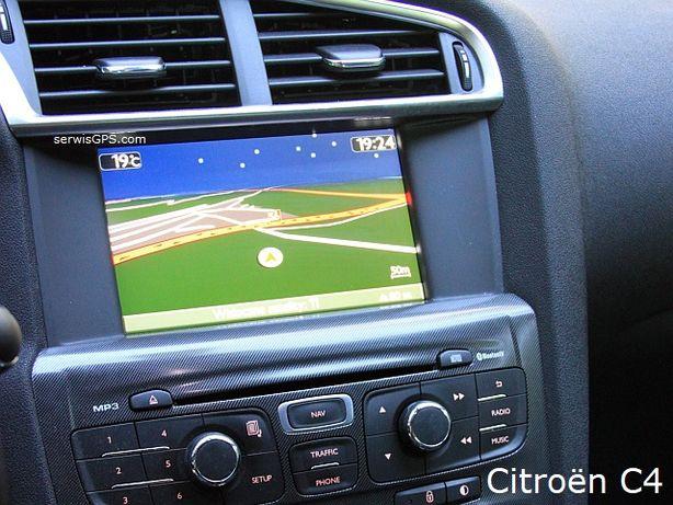 Citroen Peugeot RT6 SMEG RNEG2 NG4 USB Europa 2020