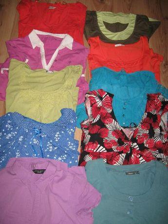 Bluzki bluzka topik topiki podkoszulki koszule -tanio