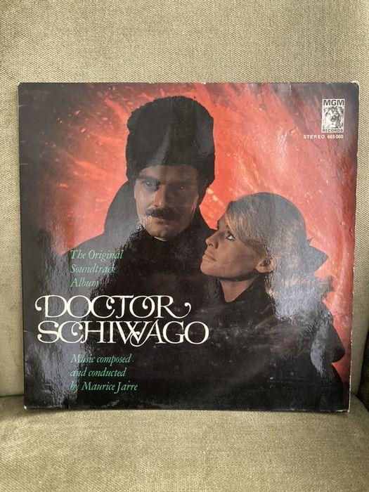 Płyta winyliwa - Doctor Schieago soundtrack Chełmno - image 1