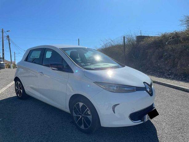 Renault Zoe ZE40kw Intens R100