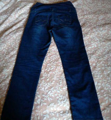 Летне-весенние джинсы для беременных, 48 размер