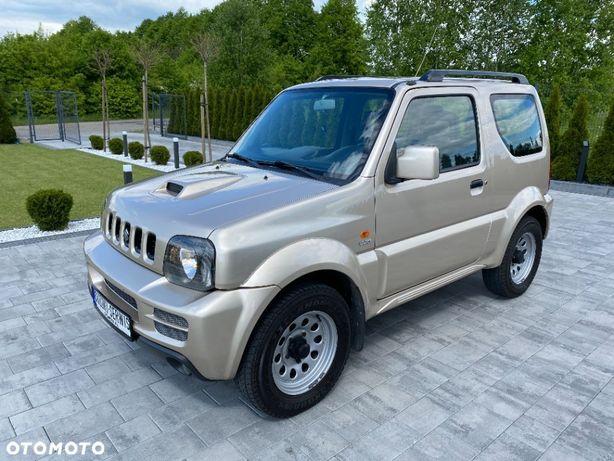 Suzuki Jimny PL salon * 100% BEZWYPADKOWY * klimatyzacja * 2007r *1.5ddis*