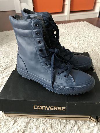 Nowe Converse zimowe damskie