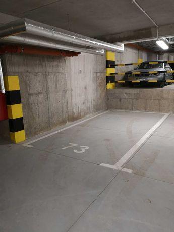Miejsce parkingowe Barcza City Park