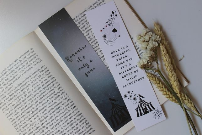 Bookmarks   Caraval