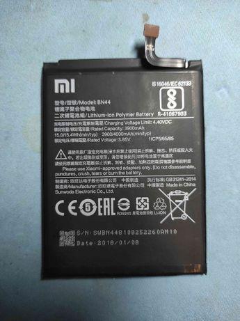Аккумулятор ОРИГИНАЛ Xiaomi BN44 Redmi 5 Plus акб батарея батарейка