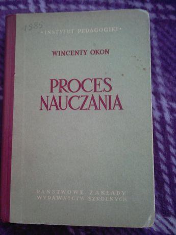 Proces nauczania - Wincenty Okoń