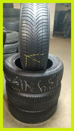 Зимние шины комплект 7,5 мм! Michelin Alpin A4 215/55 R17 215 55 17