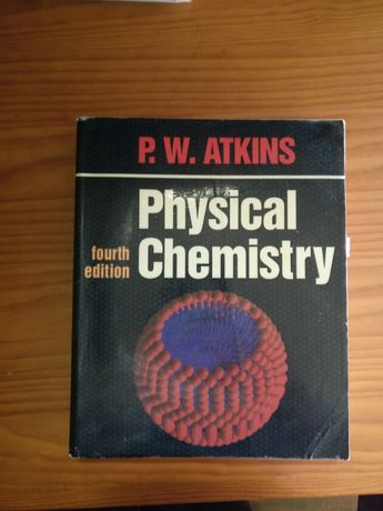 Physical Chemistry - P. W. Atkins - 4ª Edição