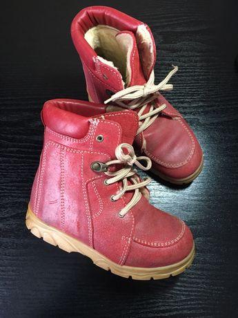 Взуття зимове, ортопедичне