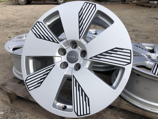 5х112 r19 Audi Q7 Q8 Q5 Диски литые оригинал Speedline как НОВЫЕ