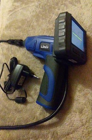 Kamera inspekcyjna z nagrywaniem 3.5 LIMIT