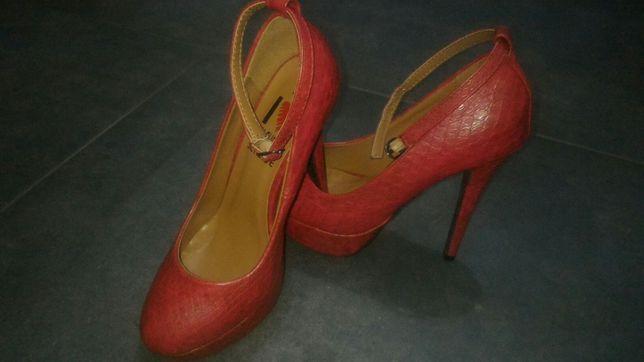 Sapatos Seaside, Tamanho 36