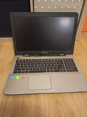 Laptop ASUS R556LD-XO125H i5-4210U/4GB na części